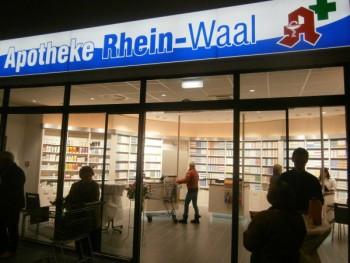 Apotheke Rhein-Waal Kleve (NL)