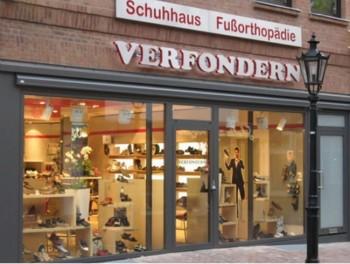 Schoenenhuis-Voetorthopedie Verfondern