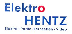 Elektrohaus Hentz Fernseher + Küchengeräte