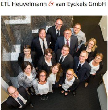ETL Heuvelmann & van Eyckels GmbH Kleve